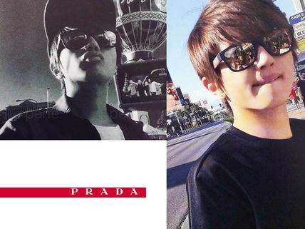 Linea Sunglasses Nishijima Hitoshi Men ' s SWMR The The 2