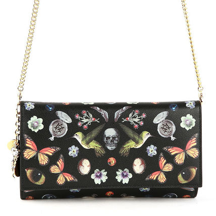Alexander Mcqueen 17SS Obsession shoulder / clutch / long