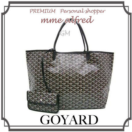 popular GOYARD St. Louis GM tote bag