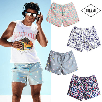 NIKBEN men's popular brand swimwear