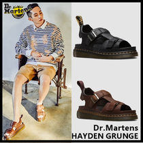 Dr Martens Street Style Leather Sport Sandals Sports Sandals