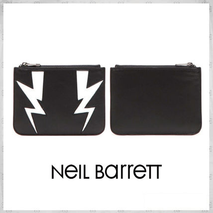 Without NeIL Barrett compact purse