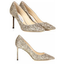 Jimmy Choo Elegant Style High Heel Pumps & Mules