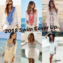 Fringes Beach Cover-Ups