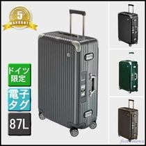 RIMOWA Lufthansa Elegance Unisex Collaboration Over 7 Days Soft Type TSA Lock