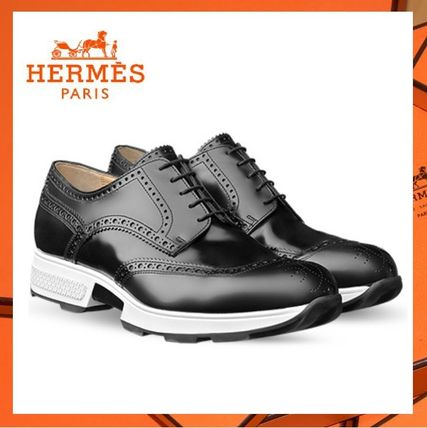 Retail store purchase Hermes dress shoes Newton