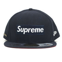 Supreme Street Style Collaboration Hats