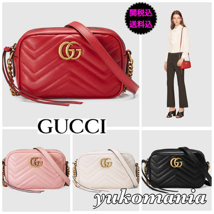 GUCCI GG Marmont Luxury Brand Bag Shoulder Bags