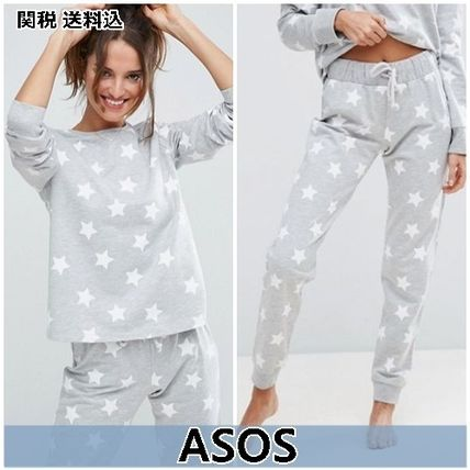 ASOS Star Sweat Lounge & Sleepwear