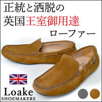 Loake Loafers Suede Loafers & Slip-ons