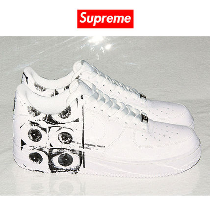 Supreme X Comme des Garcons X Nike Air Force 1 Low