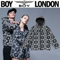 BOY LONDON Star Street Style Other Animal Patterns Medium Jackets