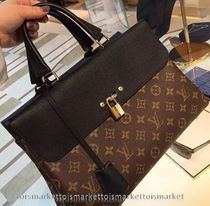 Louis Vuitton MONOGRAM Cambus Handbags