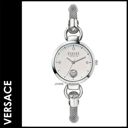 3-7 days arrival / and VERSUS VERSACE Roslyn Watch/S