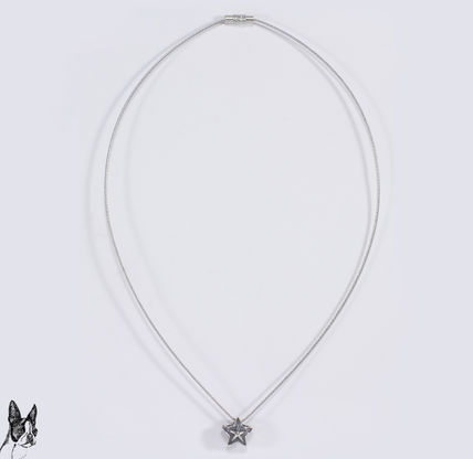 Cody Sanderson Tiny Star Necklace on Wire