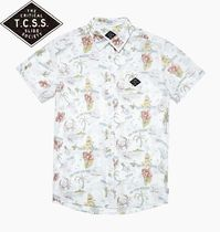 TCSS Street Style Short Sleeves Shirts
