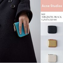 Acne Folding Wallets