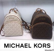 Michael Kors Monoglam Unisex Backpacks