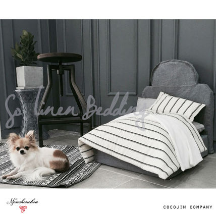 Wan-Chan for fluffy bed luxury linen used-for small dogs