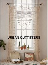 Urban Outfitters Unisex Collaboration Plain Curtains