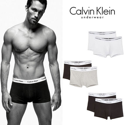 35643aac7ef5 ... Calvin Klein Boxer Briefs Plain Cotton Boxer Briefs ...