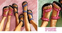 Victoria's secret Casual Style Street Style Collaboration Sandals Sandal