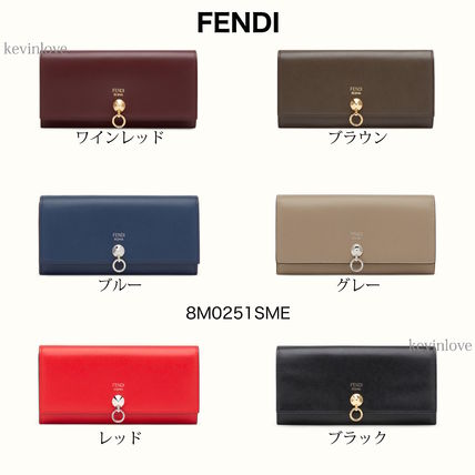 Colorful Continental wallet
