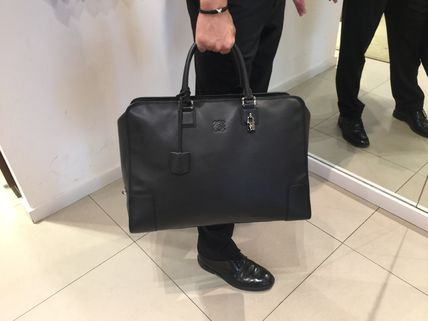 Mens Boston Bags