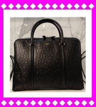 GIVENCHY Star A4 Leather Bags