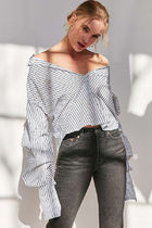 Urban Outfitters Stripes Shirts & Blouses