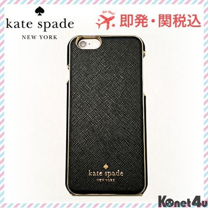 Saffiano Leather Kate Spade iPhone 6 6s Case