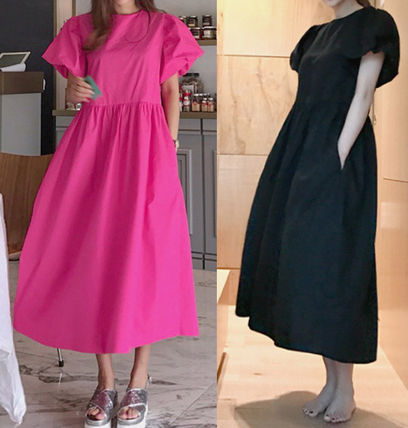 Loose Fit Long dress go on a trip