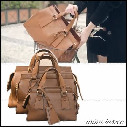 Leather Office Style Handbags