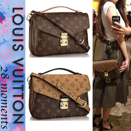 Louis Vuitton MONOGRAM Monoglam Casual Style Unisex 2WAY Shoulder Bags