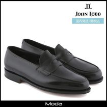 John Lobb LOPEZ Loafers Plain U Tips Loafers & Slip-ons