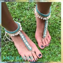 ANDI BAGUS Open Toe Casual Style Plain Handmade Sandals Sandal