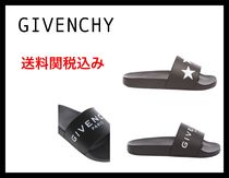 GIVENCHY Star Street Style Sandals