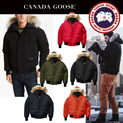Bomber from CanadaGoose bomber from Canada