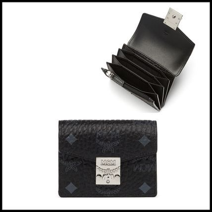 Monoglam Unisex Calfskin Card Holders