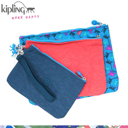 Nylon Plain Other Animal Patterns Pouches & Cosmetic Bags
