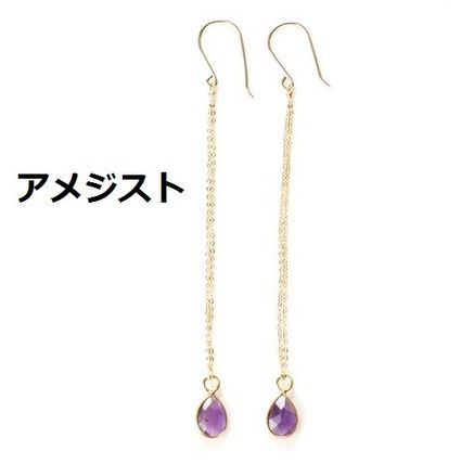 MARIDA 14K Gold Earrings