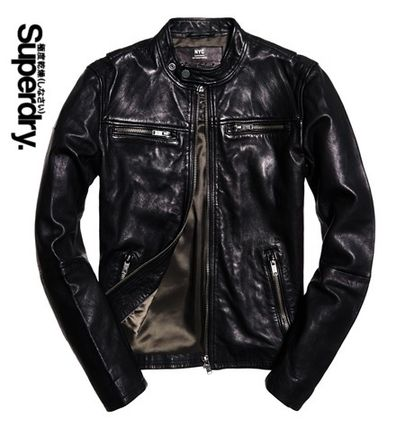 HERO leather jacket RB