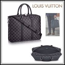 Louis Vuitton PDV Other Check Patterns Cambus A4 2WAY Business & Briefcases