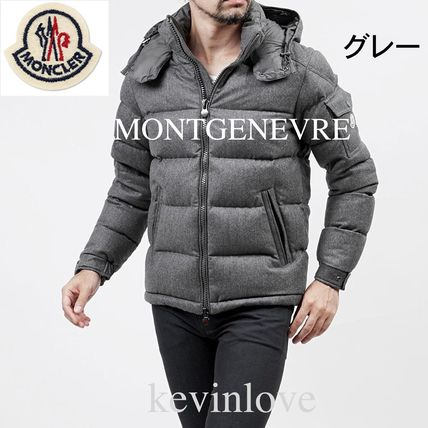 Monge Navel 17 18 AW Gray