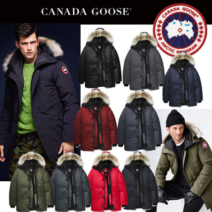 CanadaGooseMen ' s Slim Fit Parka North America