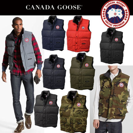 CanadaGoose Mens Freestyle Best from North America Canada