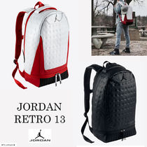 Nike AIR JORDAN 13 Street Style Backpacks
