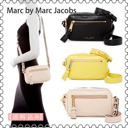 Marc by Marc Jacobs Casual Style Plain Leather Shoulder Bags