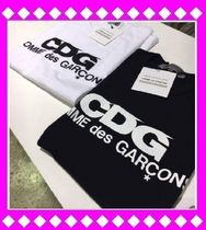 COMME des GARCONS Cotton Short Sleeves T-Shirts