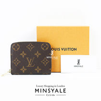 Louis Vuitton ZIPPY COIN PURSE[London department store new item]